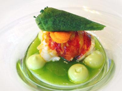 Experiencia gastronómica en el Restaurante Azurmendi