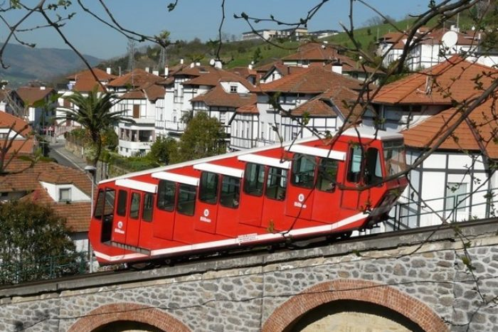Funicular-Artxanda