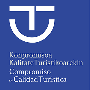 label compromiso calidad turistica