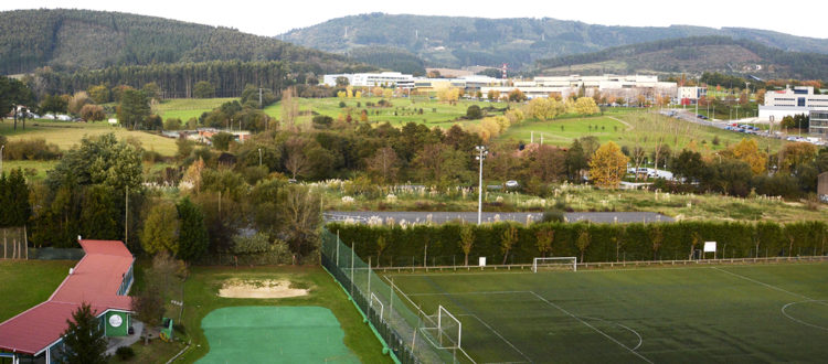 Instalaciones deportivas - Sports facilities