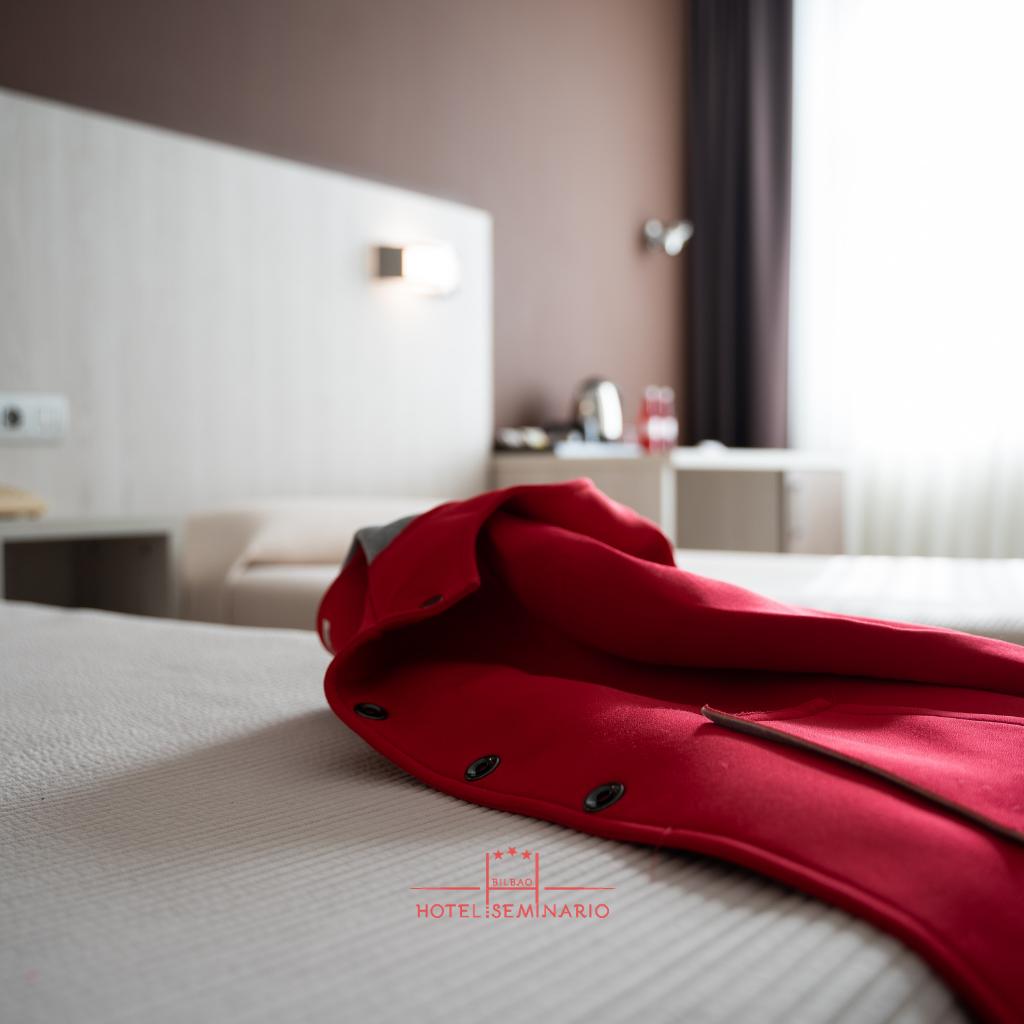 Servicio por horas Hotel Seminario Bilbao