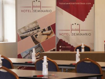 Salas de reuniones cerca del aeropuerto de Bilbao